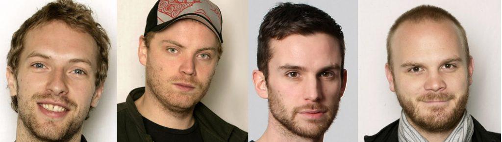 สมาชิกวง Coldplay
