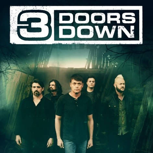 3 doors down here without you babe № 276907