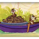 คอร์ดเพลง Chip and Dale ร้องเพลงไทย - เพลงการ์ตูน